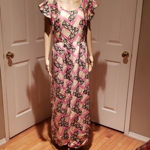 Other - Women's Print Maxi Dress